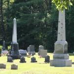 Headstones and Obelisks
