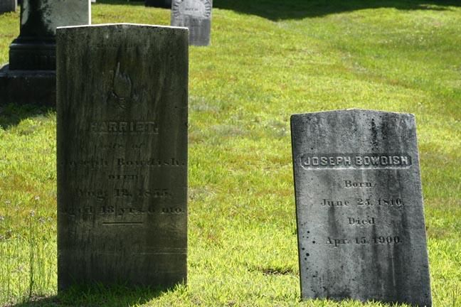 Harriet and Joseph Bowdish