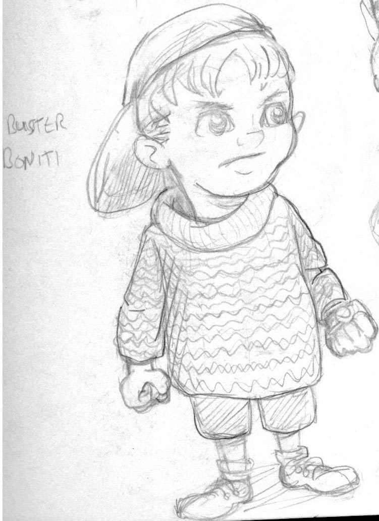 Early Buster