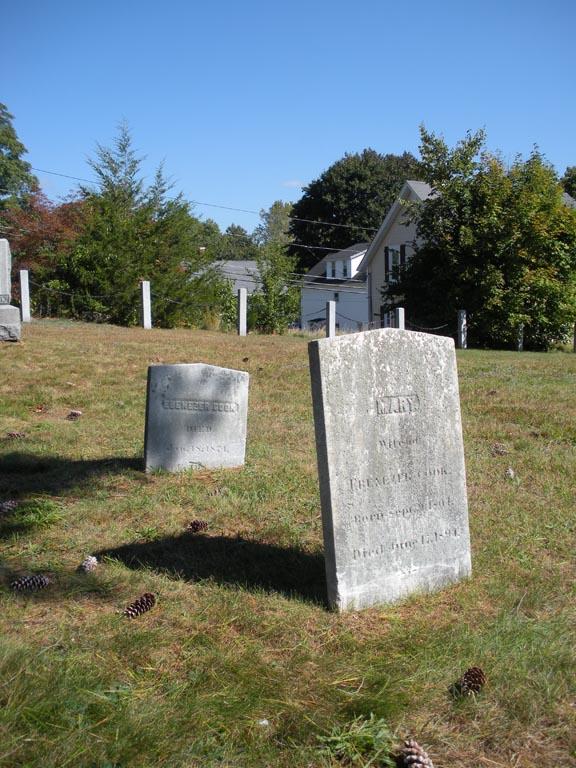 Mary and Ebenezer Smith