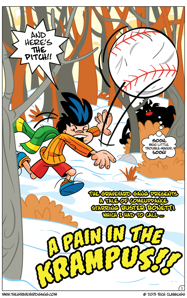 Issue #3 – Page 1