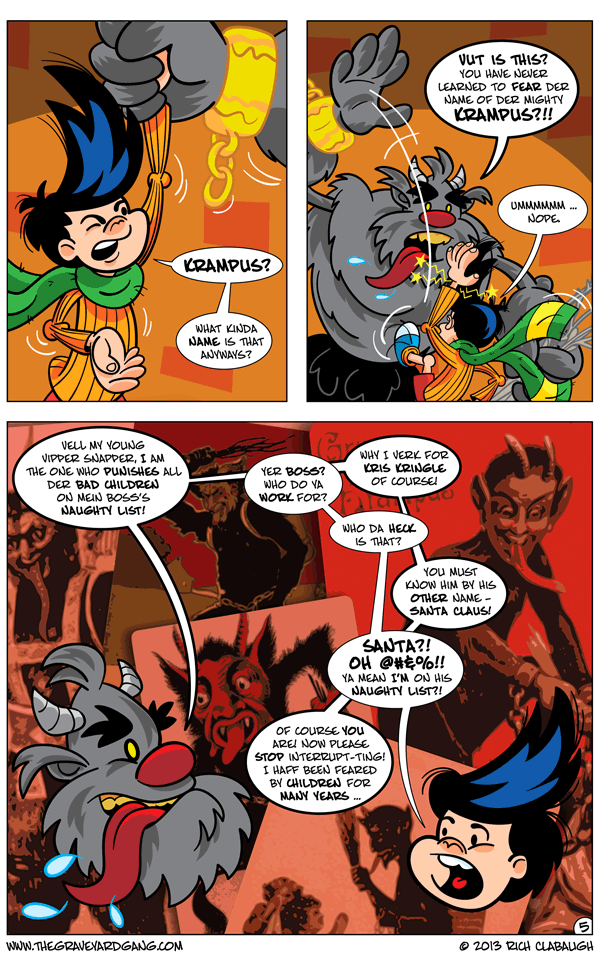 Issue #3 – Page 5
