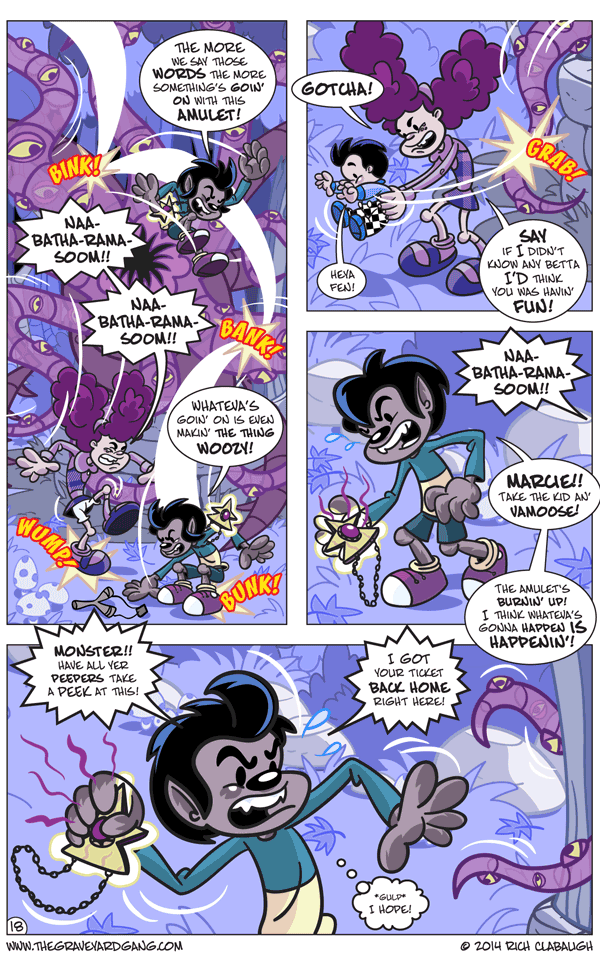 Issue #4 – Page 18