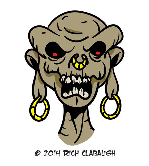 101714-Tribal-Demon--MONSTER-FACES-