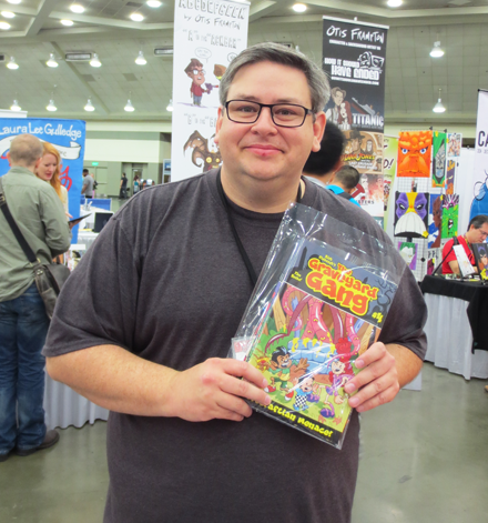 Brett bought himself all 4 issues!