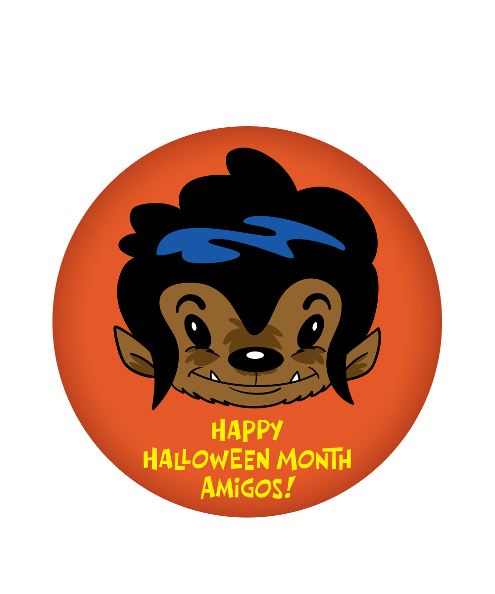 Happy Halloween Month!